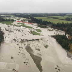 Volunteers needed to help with clean up from Floods in Mid Canterbury