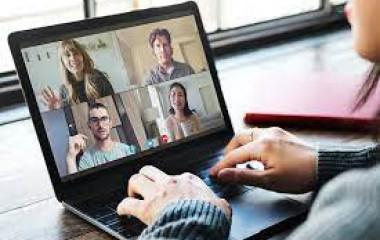 Talking about volunteer - post covid - webinars